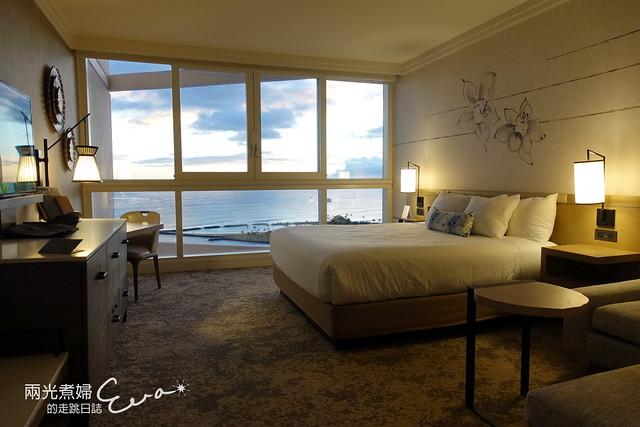 【美國夏威夷歐胡島】Prince Waikiki夏威夷王子飯店海景房