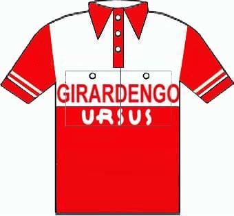 Girardengo Ursus - Giro d'Italia 1951