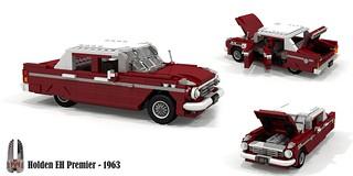 Holden EH Premier (1963)