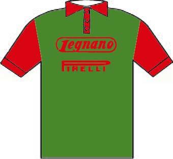 Legnano Pirelli - Giro  d'Italia 1950