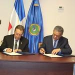 Firma de acuerdo entre SICA y FUNGLODE