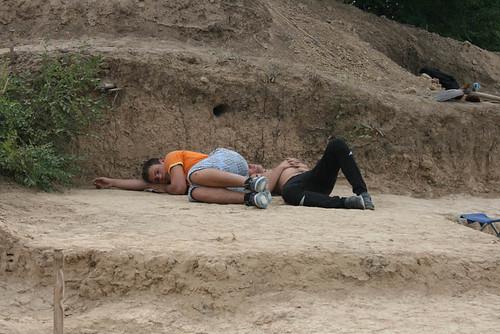 Фото Археологічної лабораторії