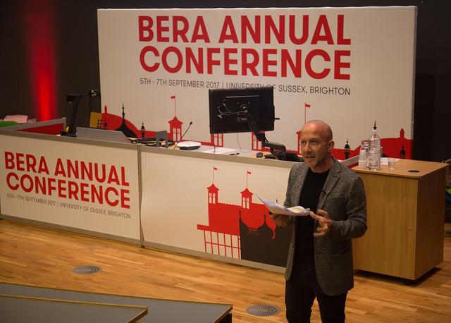 BERA Conference 2017