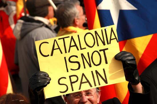 Catalunha já tem data para declarar independência da Espanha