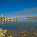 Tufas and Their Reflections at Mono Lake by Ms. Jen