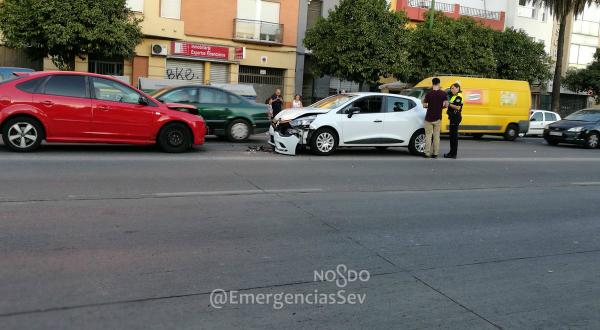 colisión Clemente Hidalgo