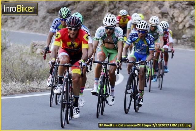 3ª Vuelta a Catamarca-2ª Etapa
