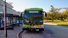 Montgomery County Transit Ride On extRa 2017 Gillig Low Floor BRT Plus Diesel #44067D