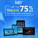 Gearbest Tablets - Up To 75% OFF promotion