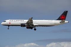 C-GJWN - Air Canada - Airbus 321