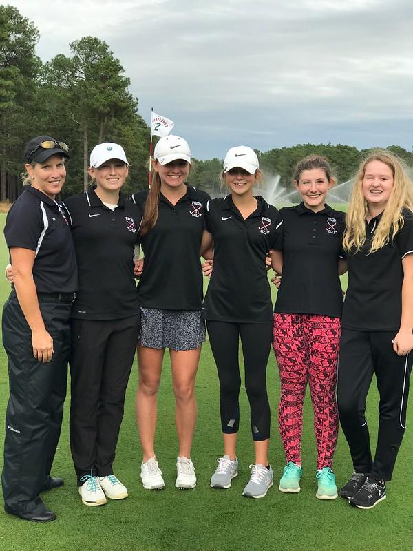 2017-10-16 Page High School Girl's Golf