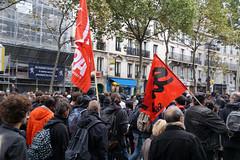 Paris protest, 10-10-2017-No 5