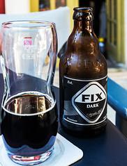 Its Fix O'Clock in the Afternoon at the Fishbone Bar (Fiskardo Harbour - Kefelonia - Greece) (Olympus OM-D EM1-II & M.Zuiko 12-100mm f4 Zoom) (1 of 1)