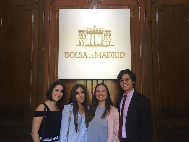 Continúan su formación en España y Portugal