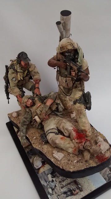 """""""Cover me Bro...!!!"""" US Green Berets in Iraq 2003 37089055604_c383b35692_z"""
