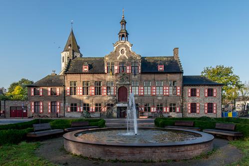 Kaprijke, Stadhuis.