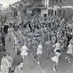 Rex parade 1956