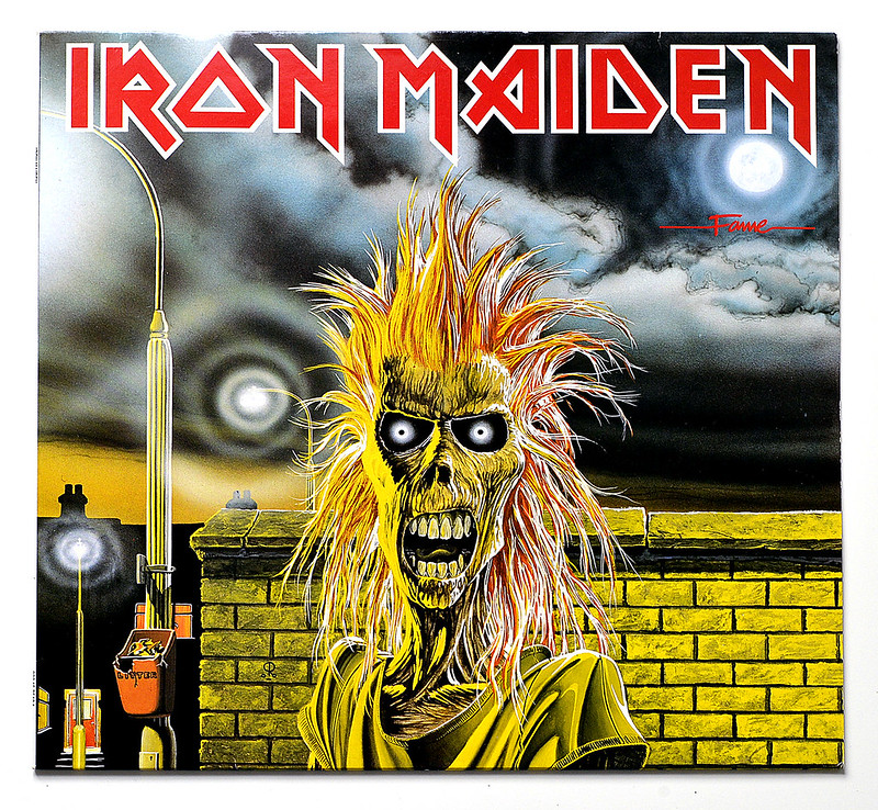 A0360 Iron Maiden Iron Maiden (Fame)