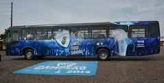 20-10-2017: Lançamento do ônibus personalizado do LEC