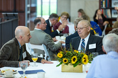 2017 - October - CHS - Foundation Governors Breakfast with the Dean-5