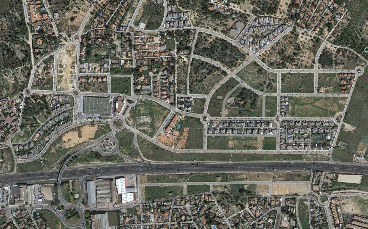montesano, valencia, healthyhill, después, urbanismo, planeamiento, urbano, desastre, urbanístico, construcción, rotondas, carretera