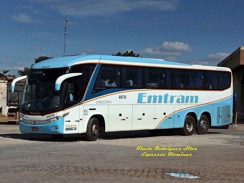 EMTRAM 4070 -IBOTIRAMA x SP