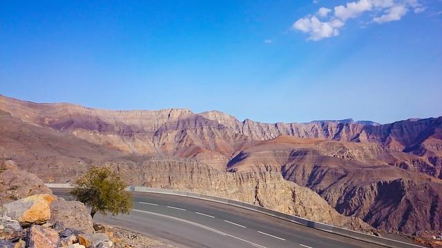 Jabal Jais view