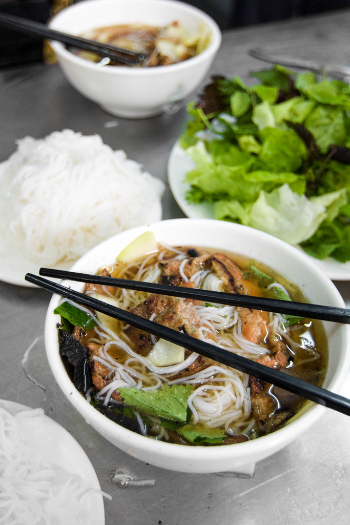 Devouring Street Food in Hanoi: What & Where to Eat