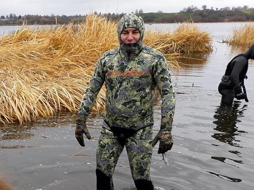 Підводні мисливці з трьох областей змагалися у Хрінниках
