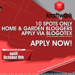 KraftWork LAST 2017 Blogger Application