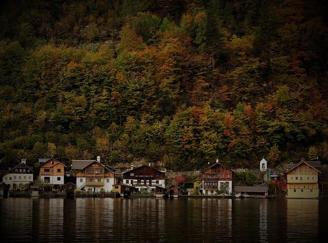 Autumn in Hallstatt (5), Nikon COOLPIX S6600