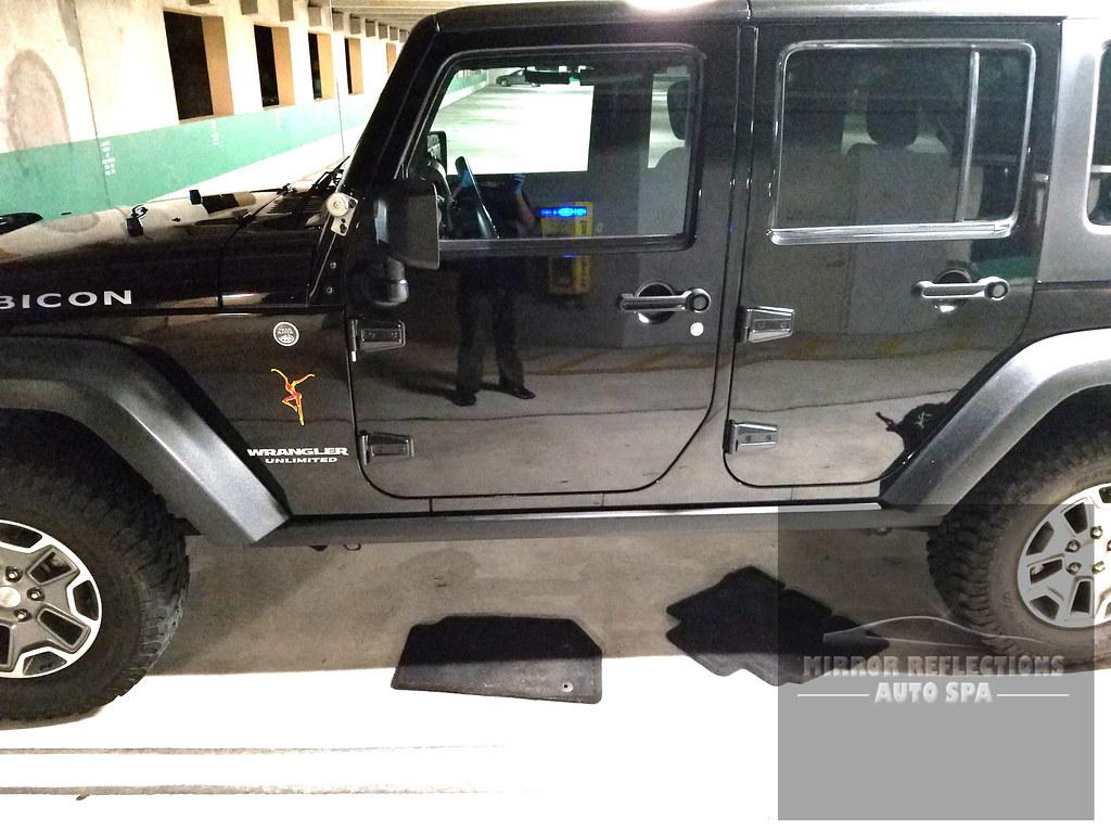 Brad\'s Jeep Wrangler