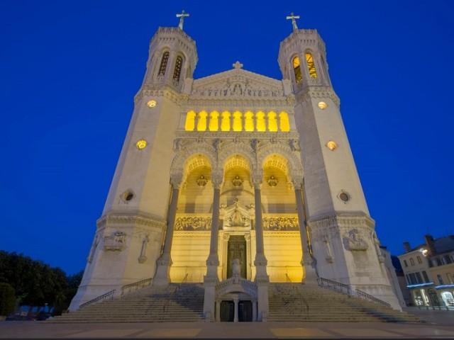 basilica fourviere obiective turistice lyon 3