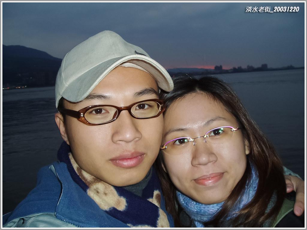 2003-12-20淡水老街