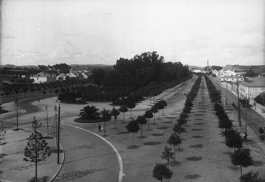 Campo Grande, Lisboa (P. Guedes, post 1902)
