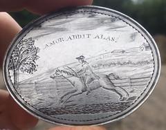 1797 Josiah Libbey medal reverse