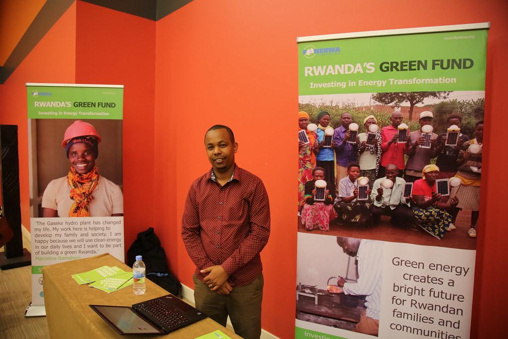 Rwanda Green Fund attends Sustainable Development of Mining in Rwanda Launch