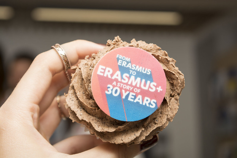 Celebrating 30 years of Erasmus