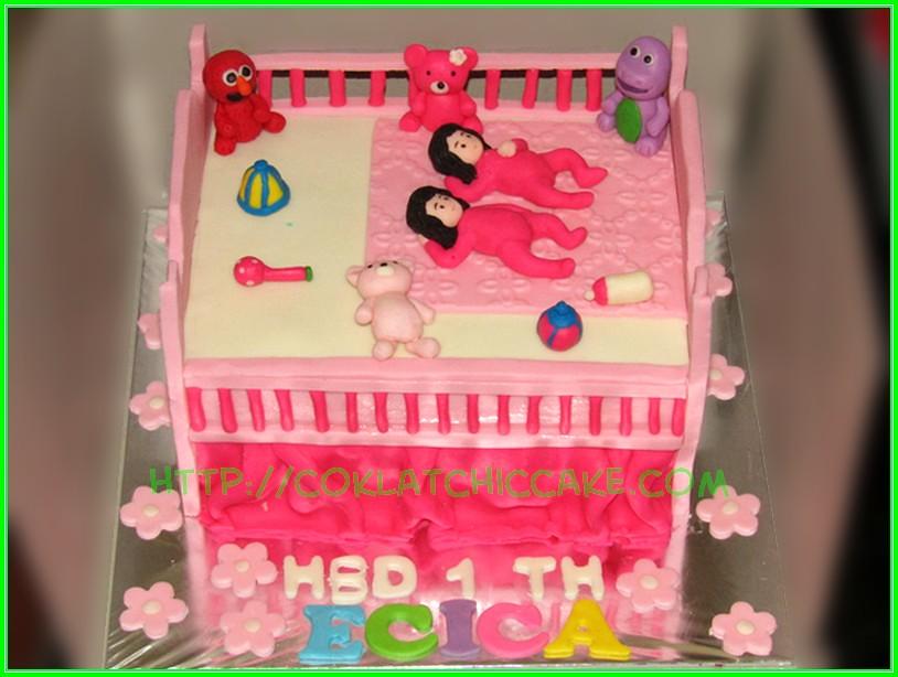 Baby Crib ECICA