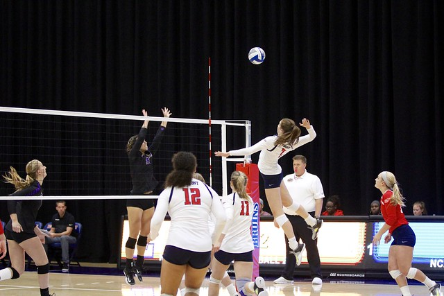 Volleyball vs. Lipscomb