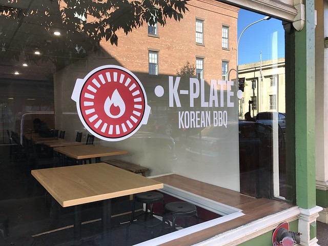09-29-17 K-Plate Korean BBQ Ribbon Cutting