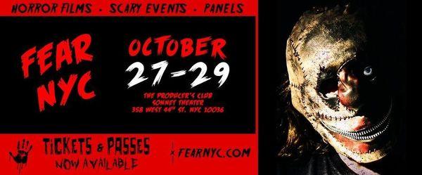 FEARnyc Horrorfest