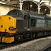 Class 37: 37602 Direct Rail Services Newcastle Central