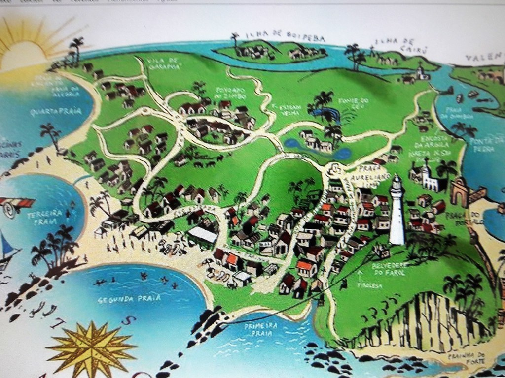 Mapa Morro