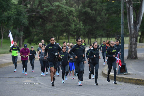Equipo Nike Run Club
