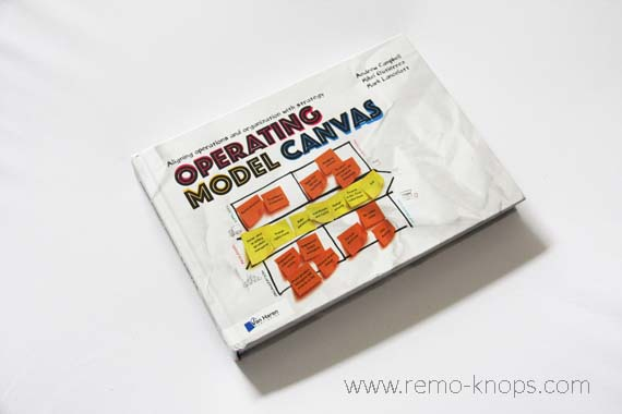 Operating Model Canvas - Andrew Campbell, Mikel Guttierrez, Mark Lancelott 7772