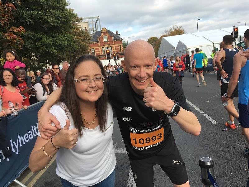 Birmingham Marathon & 1/2 Marathon 2017