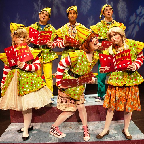 'The Best Christmas Pageant Ever: The Musical'