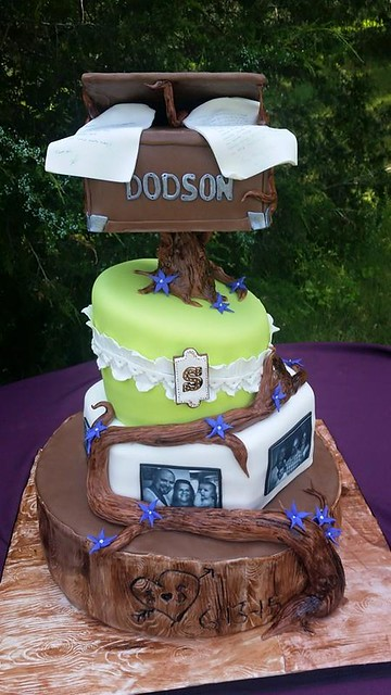 Cake by Beckaboo's Cakes