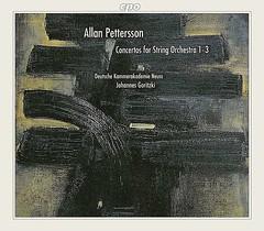 Pettersson Streicherkonzerte